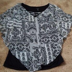 alyx shawl layered biddle